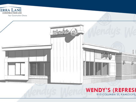 Wendy's Restaurants @ Kamloops, b.c.