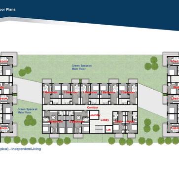 Essence - Proposed Floor Plan