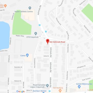 Corvette Landing - Proposed Location