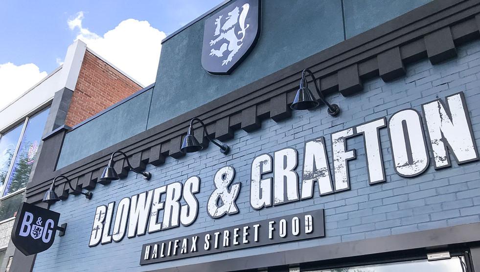 Blowers & Grafton - Edmonton, AB