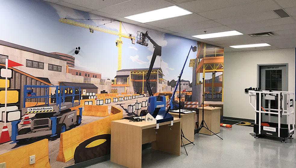 United Rentals - Training Center - Sherwood Park, AB