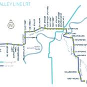 Future LRT - Valley Line