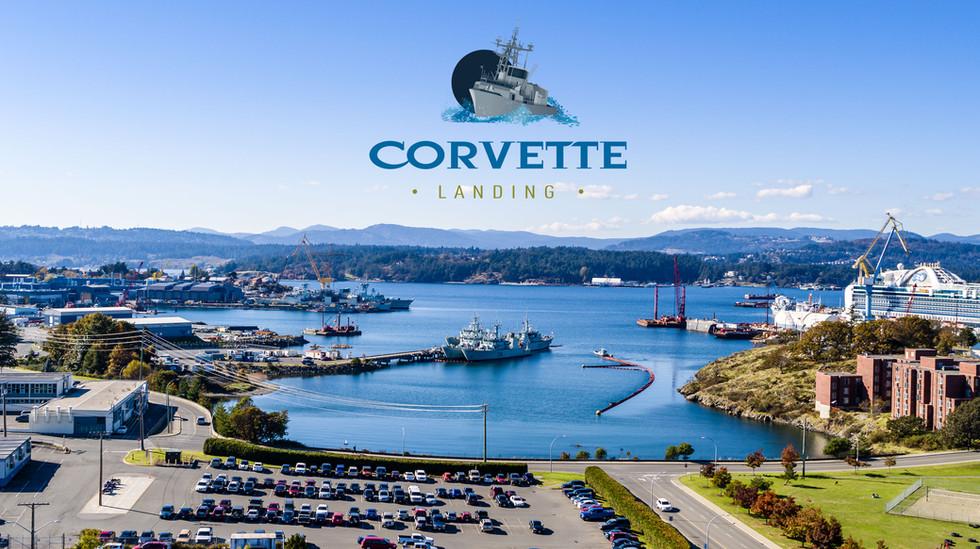 Corvette Landing - Esquimalt, BC