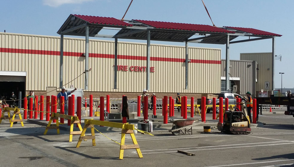 Costco Propane Stations - Western Canada