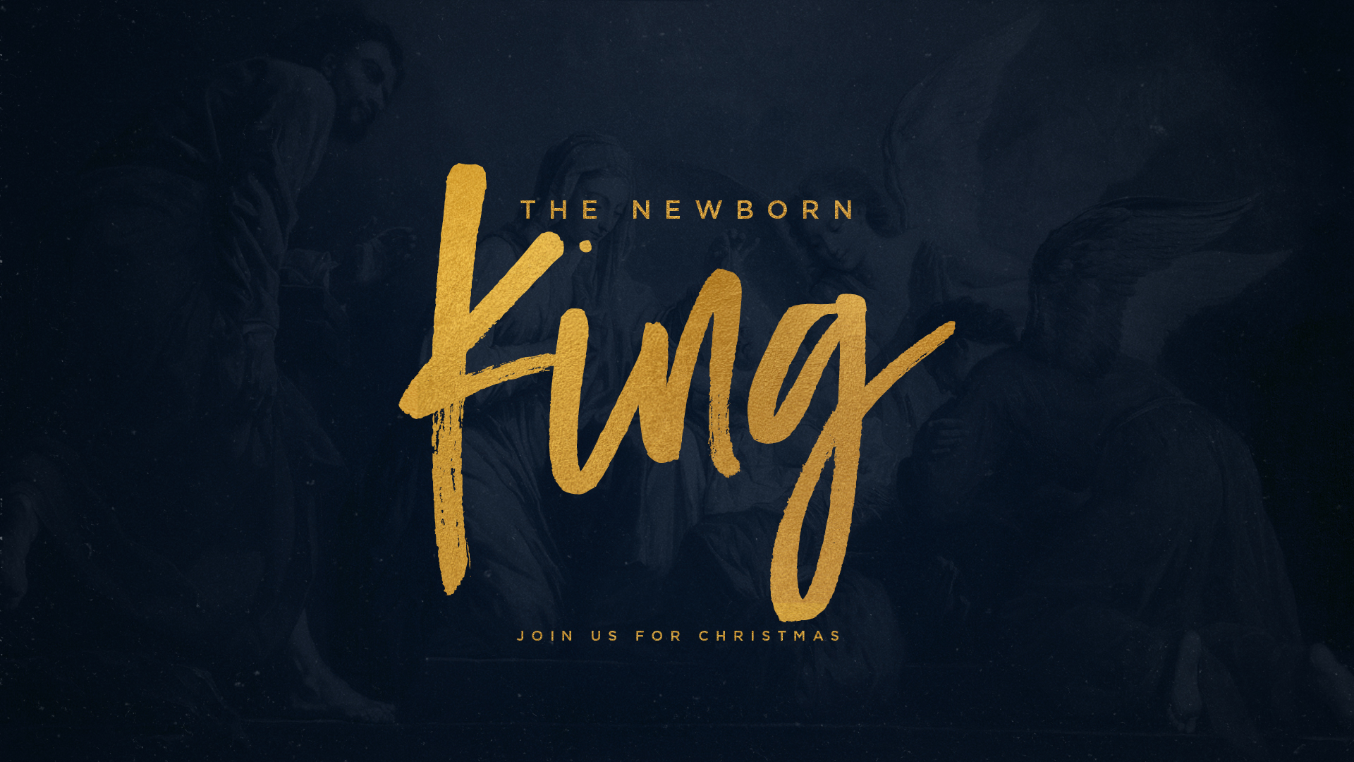 The Newborn King-Subtitle