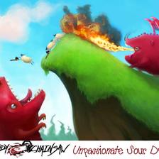 Unpassionate Sour Dragon