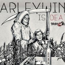 Barleywine is Death