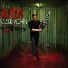 Dexter Is Pissed Again