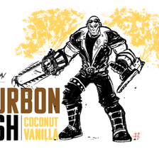 Bourbon Rush - Coconut, Vanilla