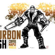 Bourbon Rush - Coffee, Maple, Vanilla