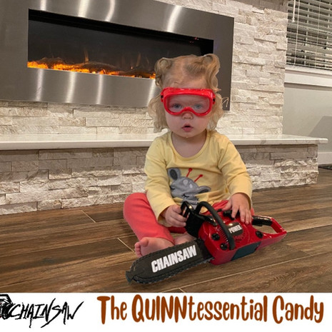 The QUINNtessential Candy