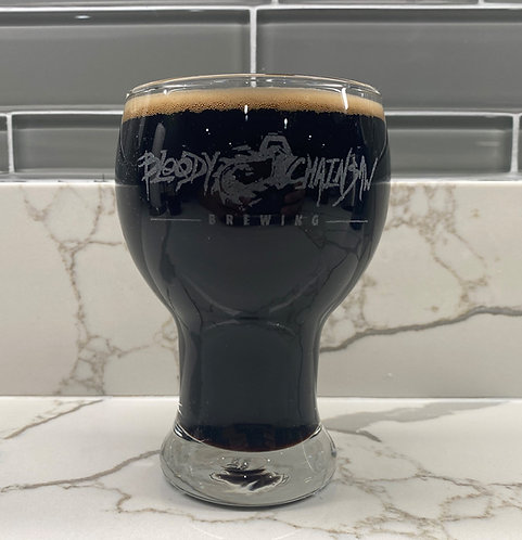 Engraved Acopa Craft Master Beer Glass (16oz)