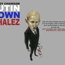 Putin Down Whalez