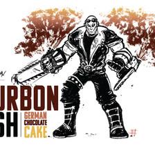 Bourbon Rush - German Chocolate Cake