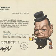 Churchill's Prescription