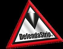 DefendaStrip - Master 3D Logo - R versio