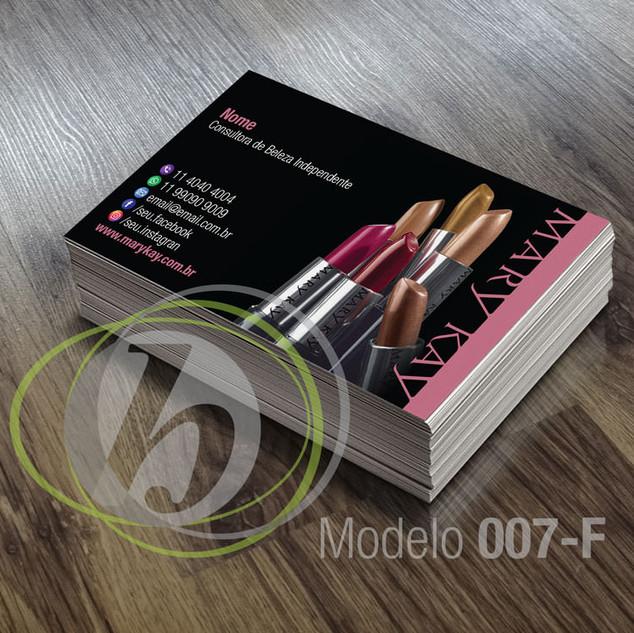 Modelo 007-F