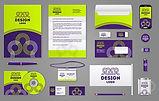 grafica no abc de cartões de visita e folhetos