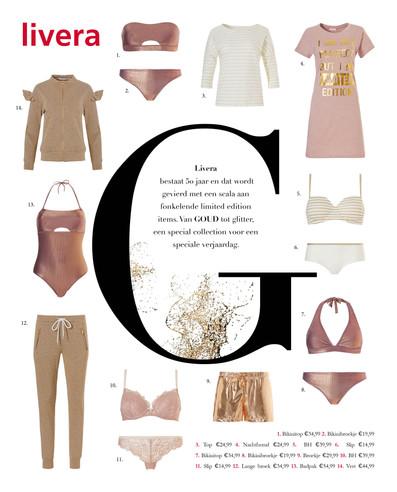 Vrouw Magazine - Shoppingpagina Livera