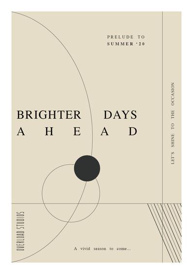 Brighter days ahead artwork - Overload Studios