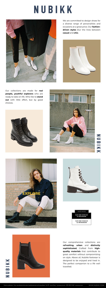 Nubikk - Campaign 2019