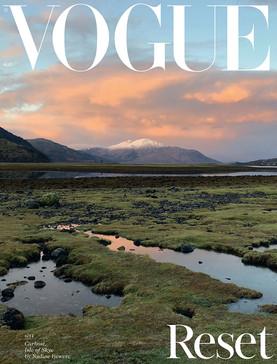 Featured in British Vogue August 2020