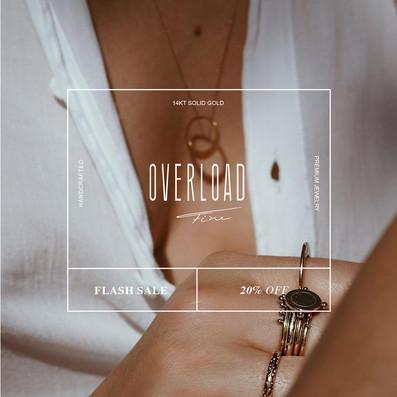 Overload 14kt flash sale