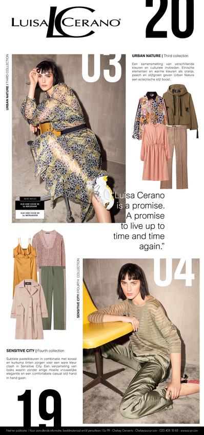 Luisa Cerano - Capsule 3-4