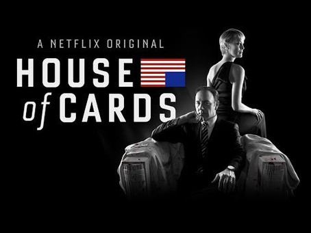 House of Cards is the best political thriller series on Netflix