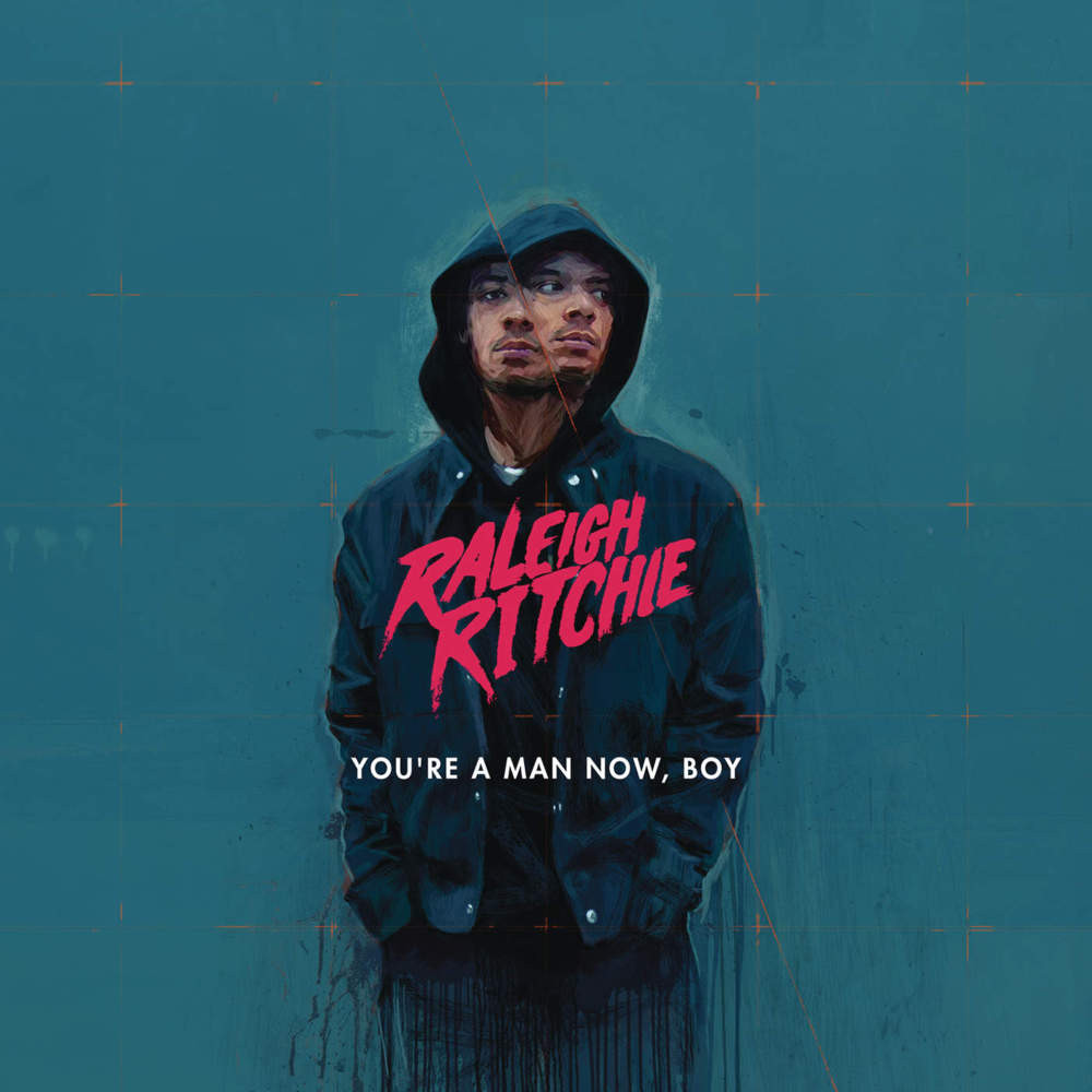 Jacob Anderson a.k.a Raleigh Ritchie