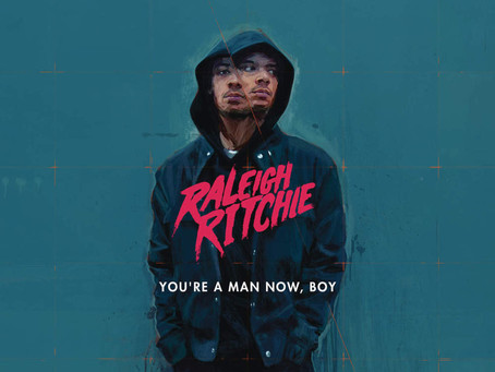 Grey Worm is Raleigh Ritchie