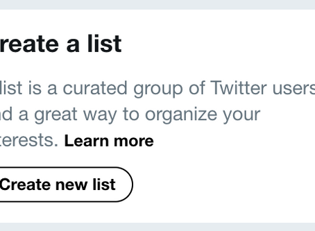 What is a List on Twitter exactly?