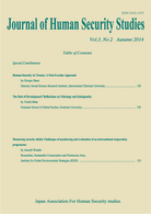 Journal of Human Security Studies Vol.3, No.2, Spring 2014