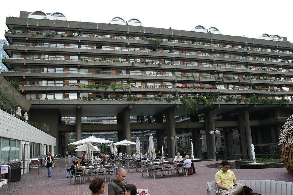 The Barbican London