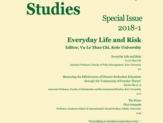 Journal of Human Security Studies. Special Issue, 2018-1