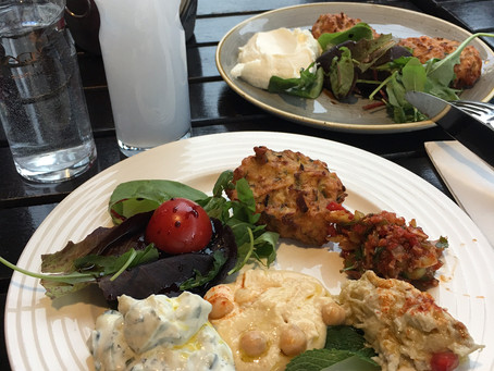 Eat Out: Islington, London