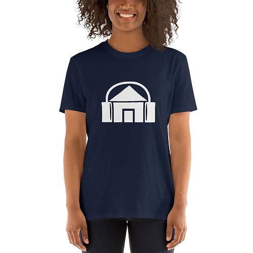 HOOSE Logo Short-Sleeve Unisex T-Shirt