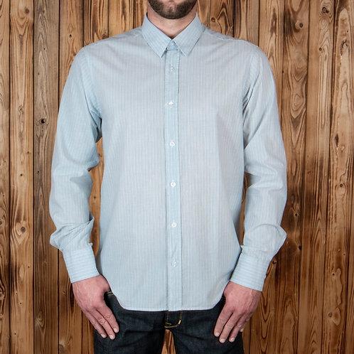 1947 Salesman Shirt Brooklyn blue