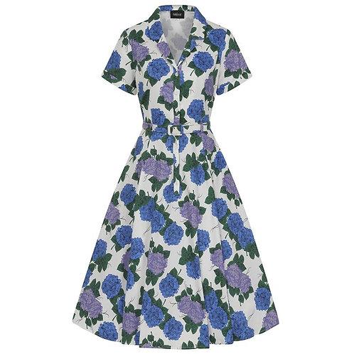 Caterina Vintage Hortensia Swing Dress