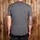 Thumbnail: 1927 Henley Shirt short sleeve grey melange 06