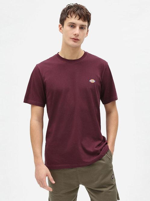 T-Shirt Mapleton bordeaux