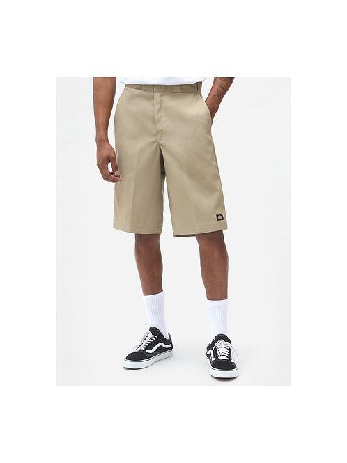 """Short loose fit 13""""pouces khaki"""