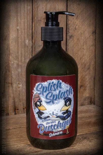 Schmiere - Splish Splash Gel Douche, 500ml