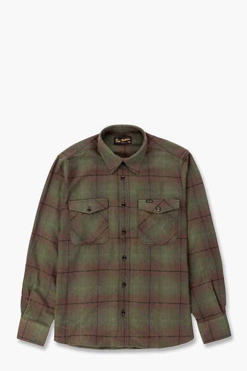 1943 CPO Shirt Hoover green