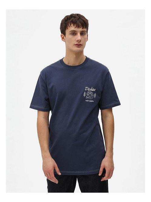 T-Shirt Halma navy