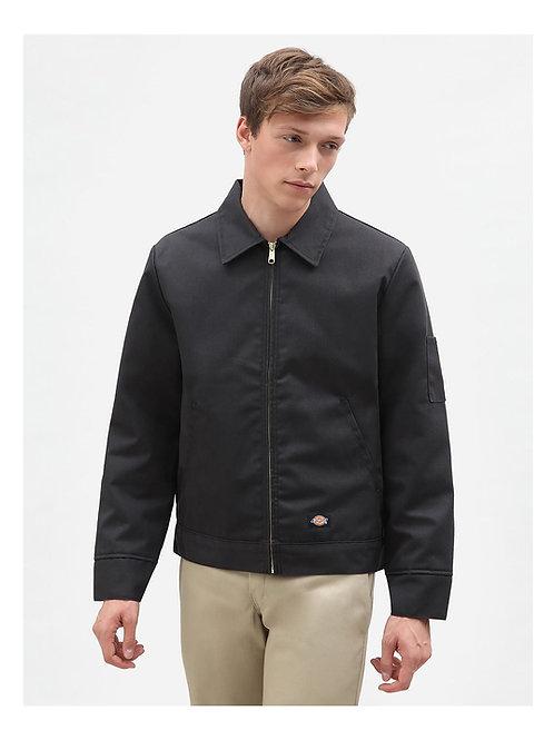 Lined Eisenhower Jacket black