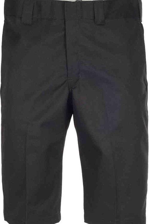 short slim fit 13 pouces black