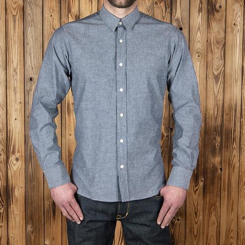 1947 Salesman Shirt ocean blue