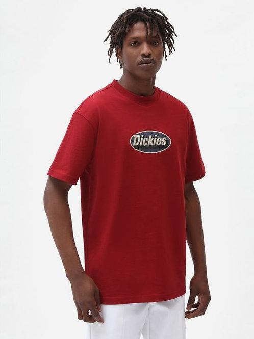 t-shirt saxman bordeaux