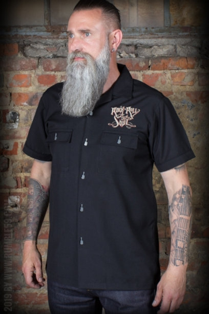 Worker Shirt R'n'R rules my soul